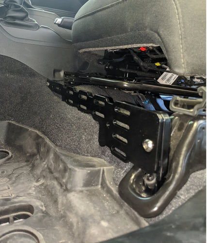 2019+ Jeep Wrangler JL and Gladiator - Front Multi Mount Panel (MMP)