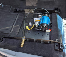 Load image into Gallery viewer, UNDER SEAT COMPRESSOR MOUNT (2005-2021 TOYOTA TACOMA / 2003-2021 4RUNNER)