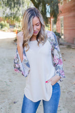 Load image into Gallery viewer, Spring Fling Bell Sleeve Top - Onyx & Oak Boutique