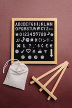 Load image into Gallery viewer, Let Lettering Lift Your Spirits Felt Board Set - Onyx & Oak Boutique
