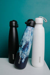 Ashbury Water Bottle - Onyx & Oak Boutique