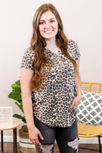 Load image into Gallery viewer, Beautiful Adventures Animal Print Top