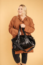 Load image into Gallery viewer, All Inclusive Duffle Bag - Onyx & Oak Boutique