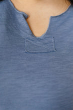 Load image into Gallery viewer, Beautiful Blue Tee - Onyx & Oak Boutique