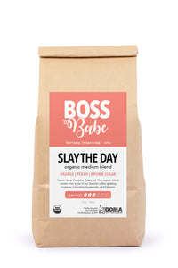 Slay The Day - Organic Medium Blend