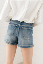 Load image into Gallery viewer, Judy Blue Denim Shorts - Chloe Wash - Onyx & Oak Boutique