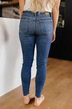 Load image into Gallery viewer, Destructive and Destroyed Medium Wash Jeans - Onyx & Oak Boutique