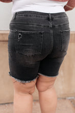 Load image into Gallery viewer, Distressed and Destroyed Denim Shorts - Onyx & Oak Boutique