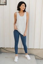 Load image into Gallery viewer, Kickin' It Leggings in Blue - Onyx & Oak Boutique