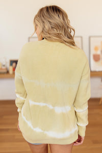 Lime Time Sweater - Onyx & Oak Boutique