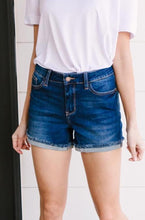 Load image into Gallery viewer, Stormy Judy Blue Shorts - Onyx & Oak Boutique