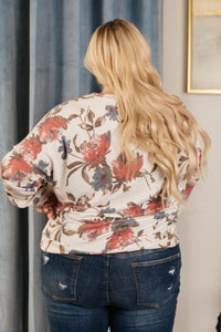The Bailey Top in Ivory - Onyx & Oak Boutique