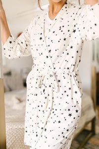 The Galaxy Is Ours Robe - Onyx & Oak Boutique