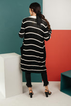 Load image into Gallery viewer, The Janessa Striped Cardigan - Onyx & Oak Boutique