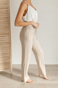 The Janessa Sweater Bottoms - Onyx & Oak Boutique