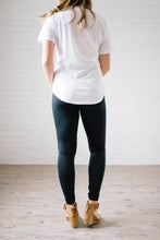Load image into Gallery viewer, Buttery Soft Leggings in Black - Onyx & Oak Boutique
