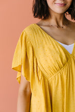 Load image into Gallery viewer, Fly Away Home Blouse In Honey - Onyx & Oak Boutique