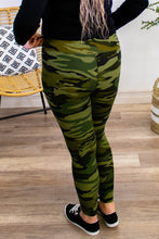 Load image into Gallery viewer, Buttery Soft Camo Leggings - Onyx & Oak Boutique