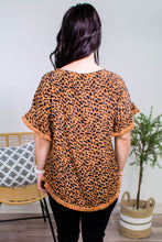 Load image into Gallery viewer, Wild Nights Leopard Top - Onyx & Oak Boutique
