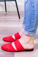 Load image into Gallery viewer, Corky's Carina Mule in Red - Onyx & Oak Boutique
