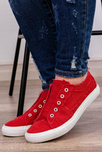 Load image into Gallery viewer, Corky's Babalu Sneaker in Red - Onyx & Oak Boutique