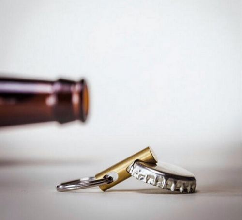 Copper Micro Bottle Opener