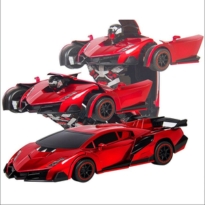 Remote Control Transformers Robot Car Toy For Kids My S Shope