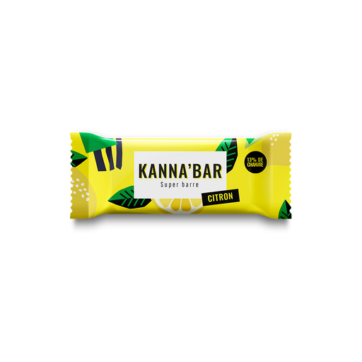Pack de 10 Kanna'bar Citron