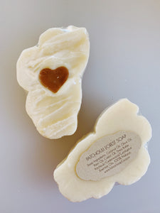 Tahoe Patchouli Forest Soap w/ Heart (100% Natural)
