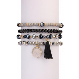 Starlight Bracelet Stack Set