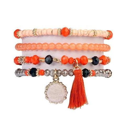 SUNBURST BRACELET STACK SET