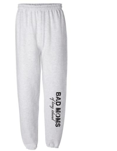 Bad Moms Sweatpants (Ash Grey)
