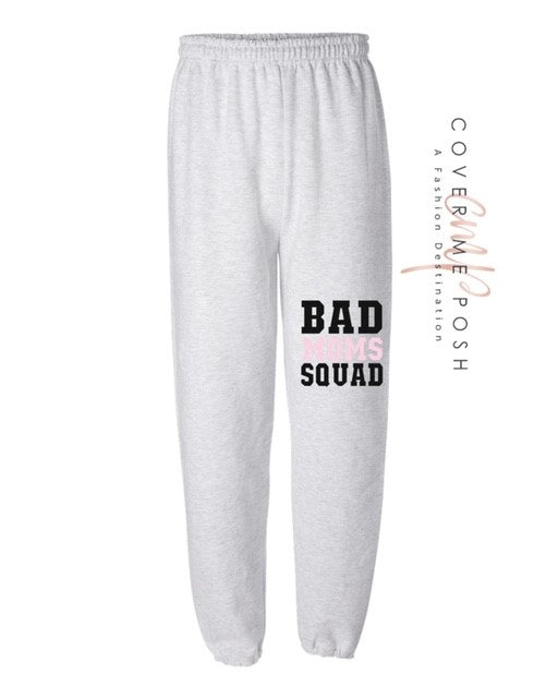 Bad Moms Squad (Ash Grey)