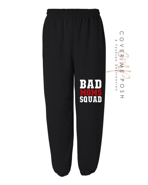 Bad Moms Squad (Black)