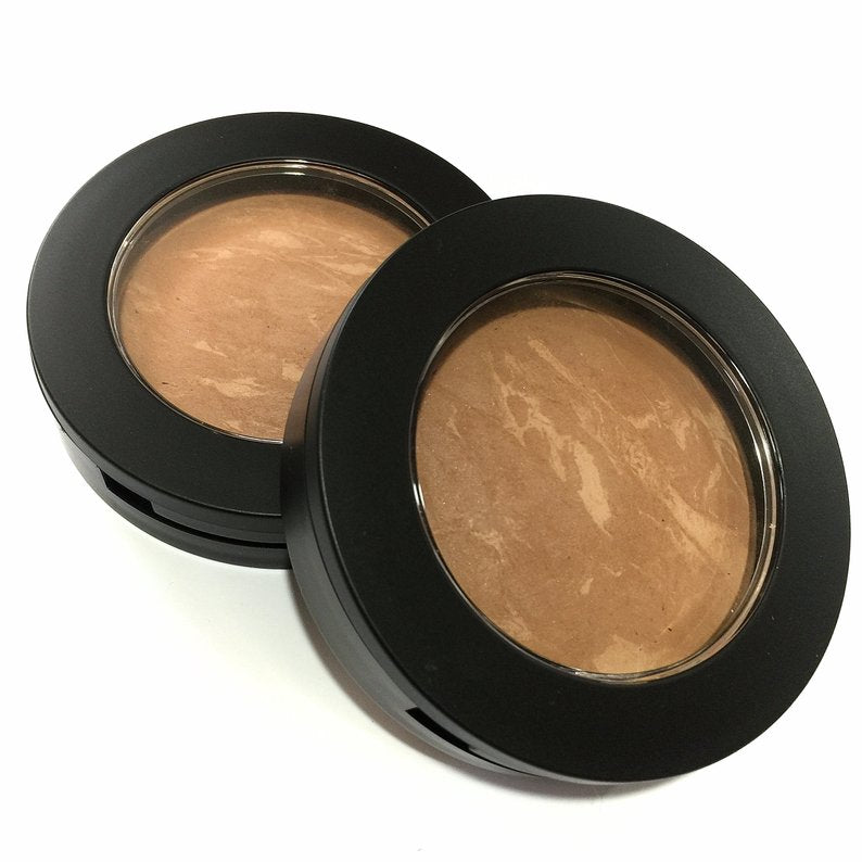 Natural Baked Foundation- Medium Tan