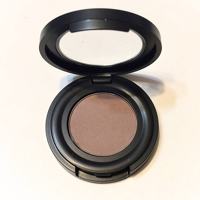 Organic Pressed Mineral Eyebrow Powder- Taupe