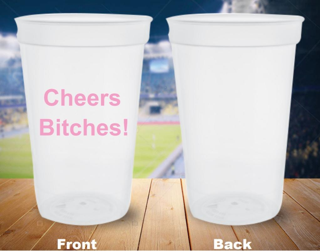 Cheers Cups