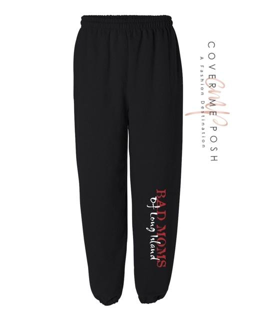 Classic Sweatpants (Print Down leg)