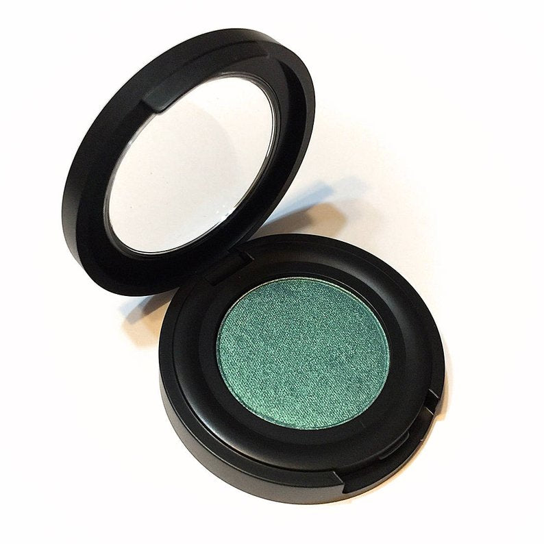 Organic Pressed Mineral Eyeshadow- Seabreeze