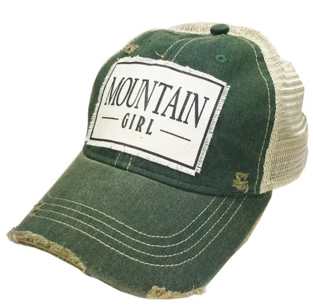 Mountain Girl Hat