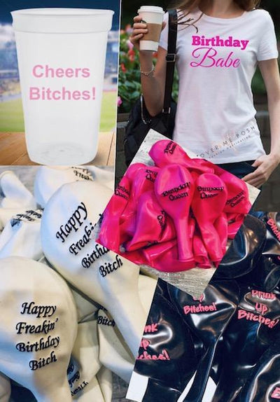 Posh Party Pack (With T-Shirt)