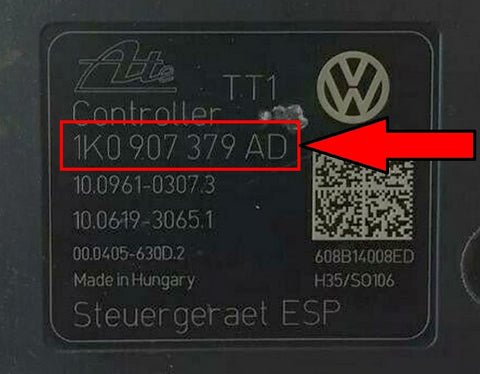 abs-repair-volkswagen-a3-q7-mk61-repair-codes