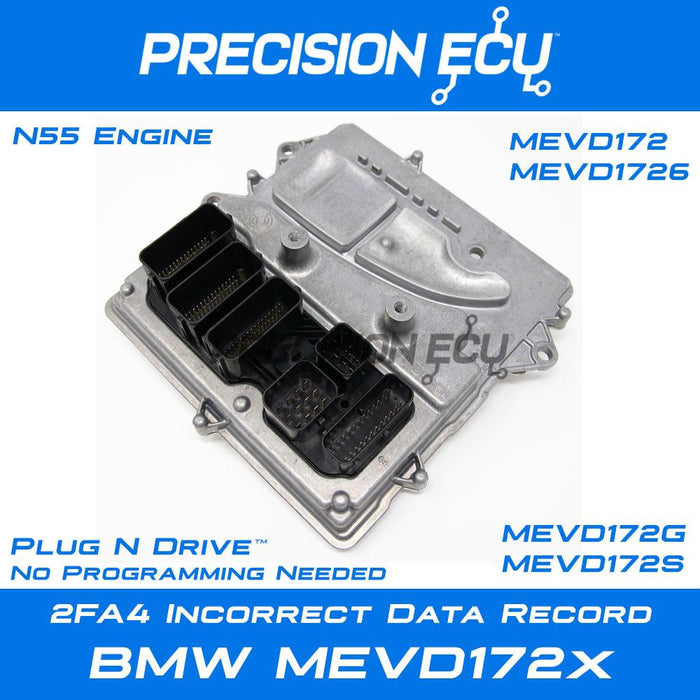 2fa4-incorrect-data-record-bmw-dme-n55-repair