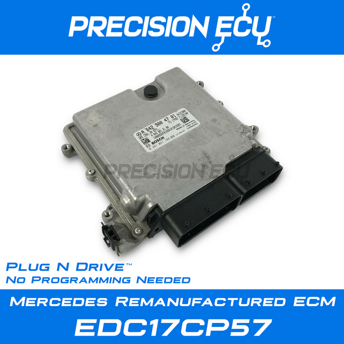 ecm ml350 bluetec w166 a6421508900 a6429004301 a6429000401 a6429004701