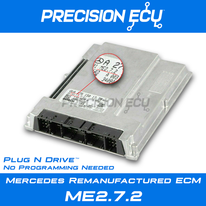 mercedes ecm ecu cl600 c216 216 m275 computer