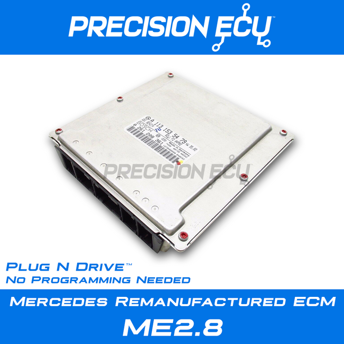 mercedes ecm ecu cl55 c215 amg me2.8 supercharged