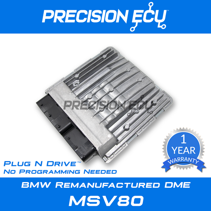 bmw dme repair 328i 338xi ecm msv80 e90