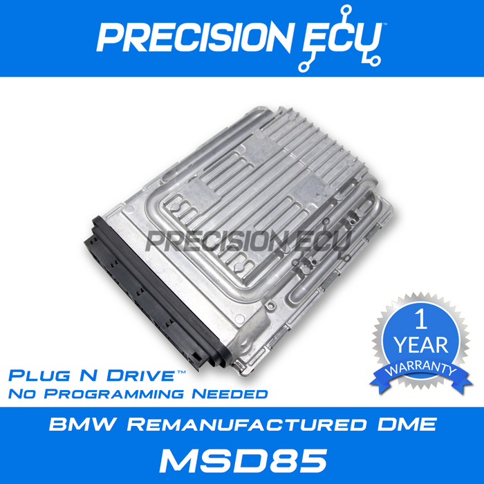 bmw dme repair 550i f10 n63 msd85 8610680
