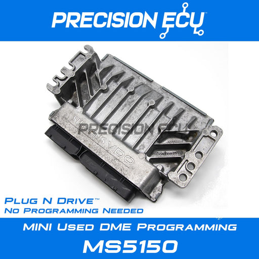 mini dme repair ms5150 r50 r53 r52 program