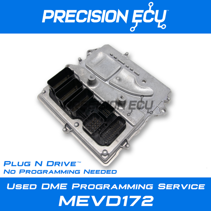 bmw dme computer repair n55 mevd172 cas program